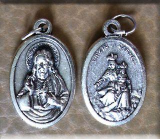 Медальон пресвятого сердца Иисуса